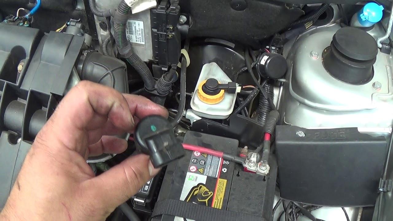 Dica sensor de velocidade palio fire - YouTube