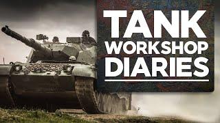 Leopard 1 | Tank Workshop Diaries Ep. 11 | The Tank Museum