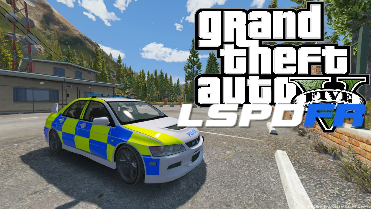 Grand Theft Auto 5 - Knife attacks, Homicides and Drunk Drivers! LSPDFR AMD  FX-8320 & MSI GTX 970