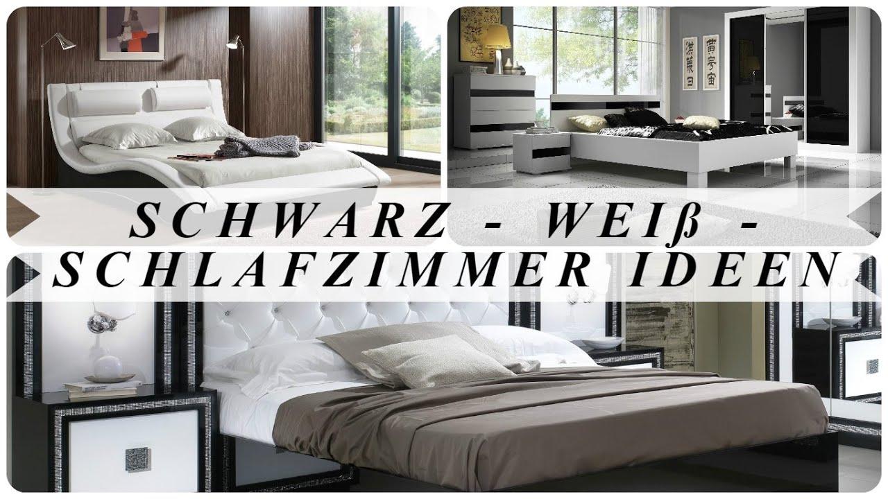 Schwarzwei  schlafzimmer ideen  YouTube