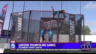 Garden Trampoline Games Freestyle Fox News 2018