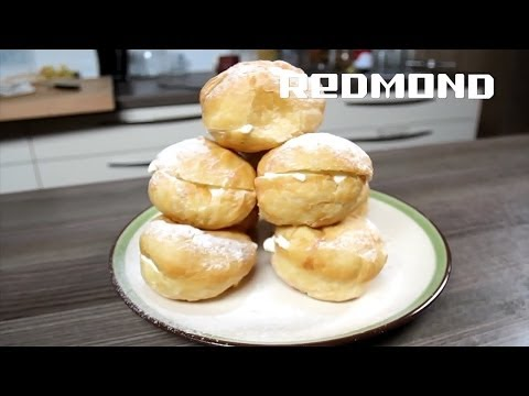 с рецепт воздушные фото пончики с начинкой