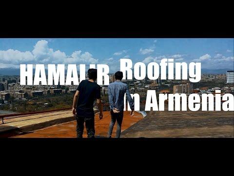 Руфинг в Армении