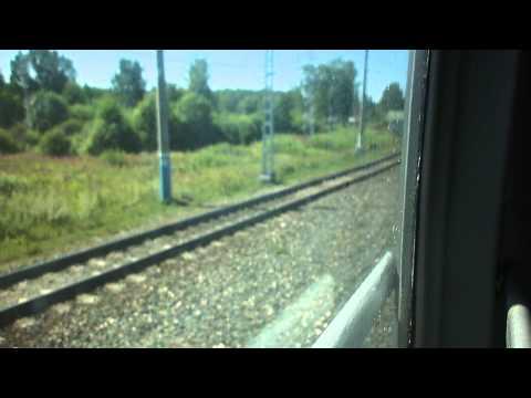Отправление со станции Потьма