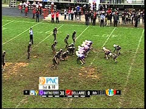 Trent Neavin Highlight Film 2011 Martins Ferry High School