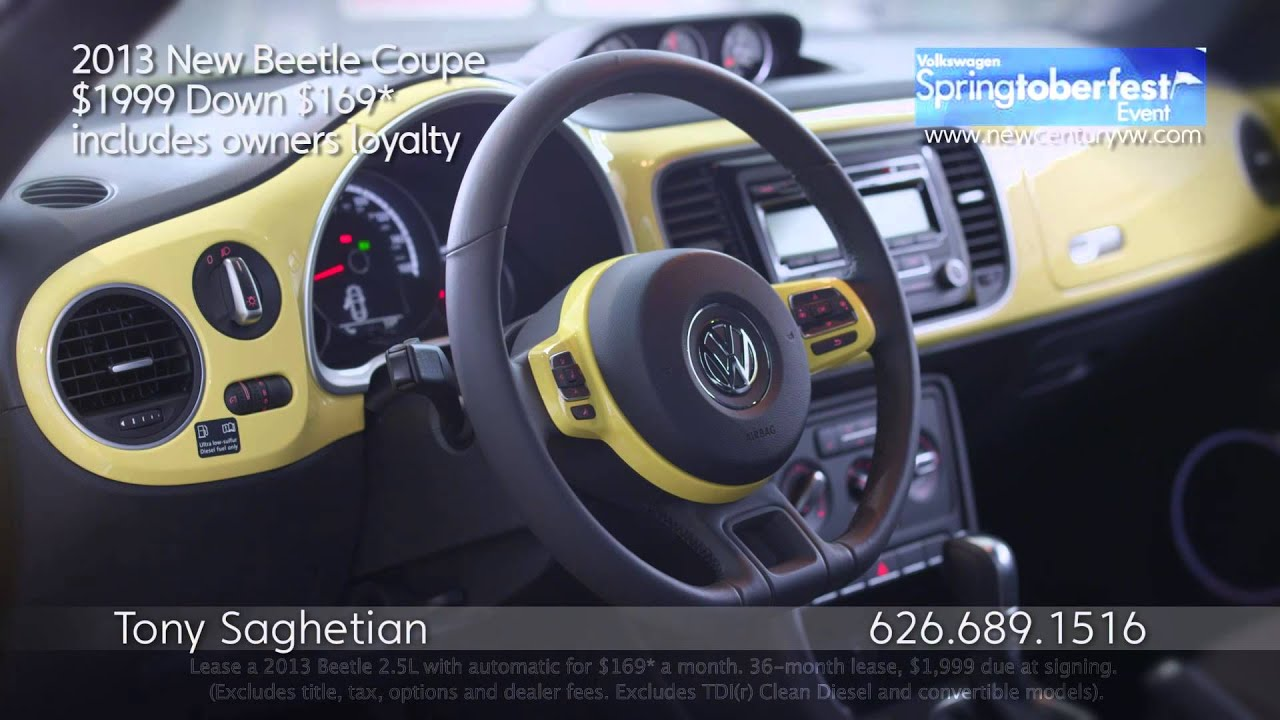 New century vw commercial