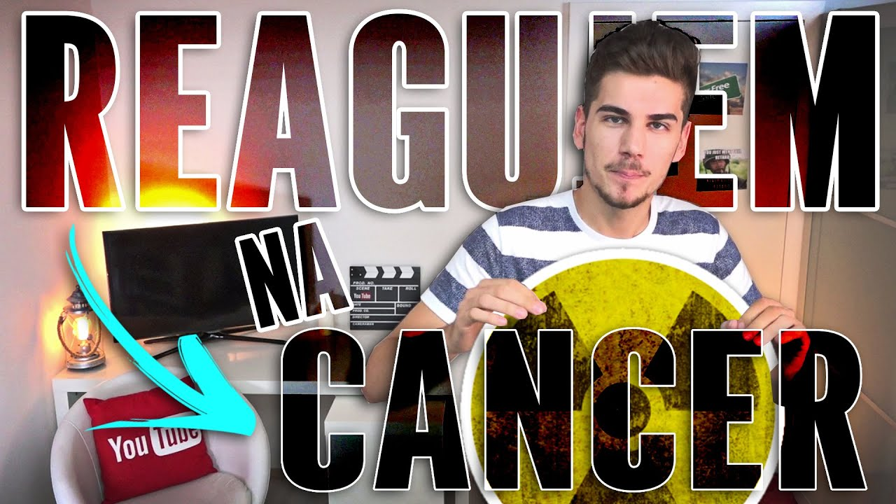 REAGUJEM NA CANCER!