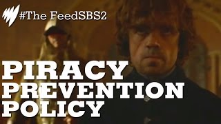 Piracy Prevention Policy I The Feed
