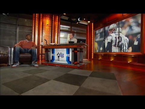 Willie McGinest of NFL Network Talks Patriots & More in Studio - 11/5/16
