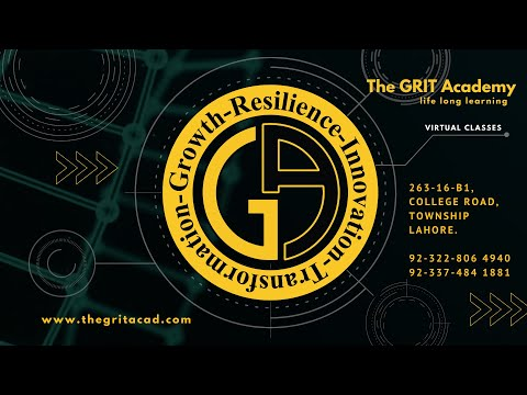 The GRIT Academy   Intro to Online Lectures   Founder - Syed M. Salman Mehdi