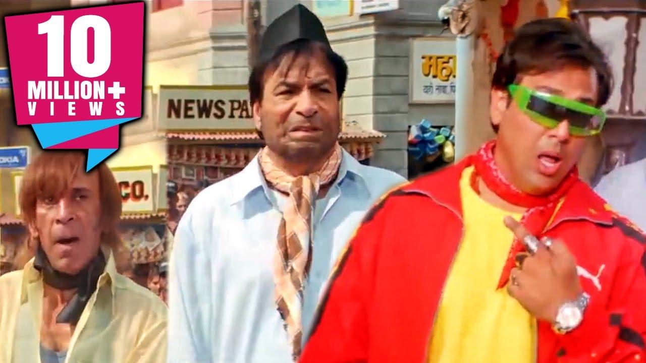Download जब कादर खान ने दी फ़ैयाज़ टक्कर को गोविंदा को मारने की सुपारी | बेस्ट कॉमेडी सीन