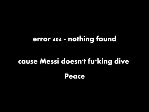 Messi - Diving Compilation