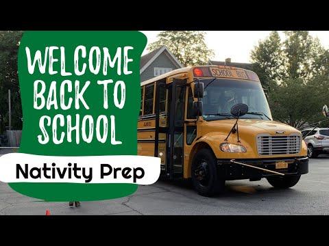 Welcome Back 2020 - Nativity Preparatory Academy
