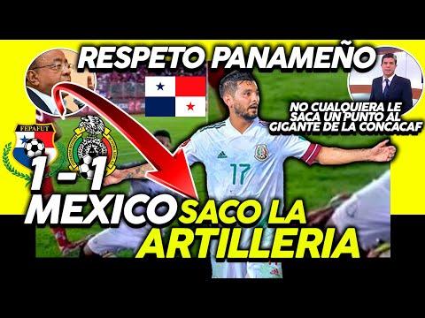 MEXICO VS PANAMA -RELATO PANAMEÑO NO LO CREIA !!! NADIE SACA UN PUNTO A MEXICO ASI NOMAS