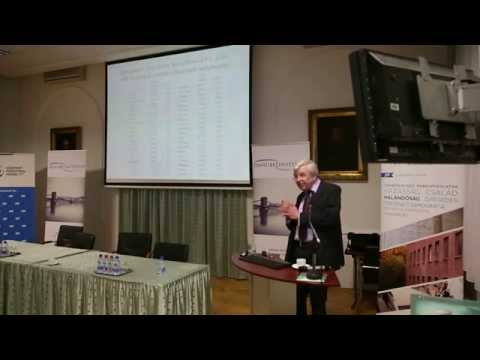 David Coleman: Population in Central and Eastern Europe