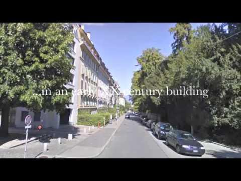 Luxurious apartment to rent in Champel Geneva