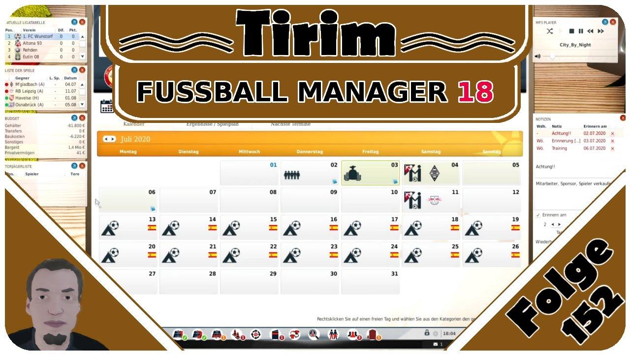 Fussball Manager 18