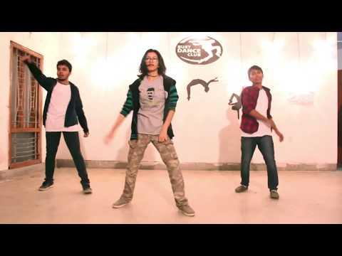 Meine Tujko Dekha | Dance Workshop | BUET Dance Club | Choreography by Suman Jimba