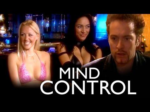 Derren Brown In A Strip Club - Mind Control