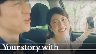 "「Your story with-助手席篇」 SUBARU インプレッサ ""Co-Pilot/Your story with"""