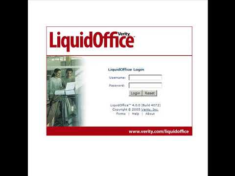 01 Intro to Liquid Office