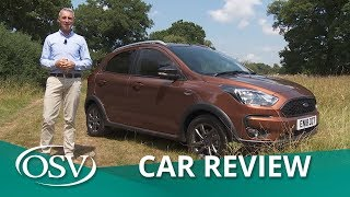 Ford KA Plus 2018 In-Depth Review | OSV Car Reviews