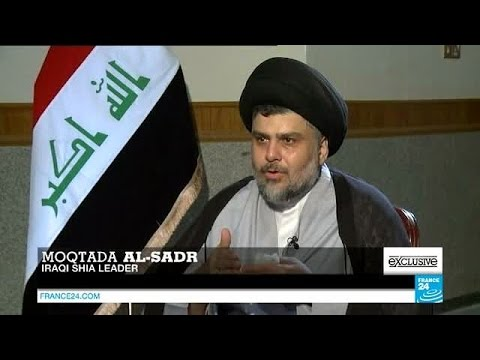 Exclusive interview of Iraqi Shiite leader Moqtada Al-Sadr