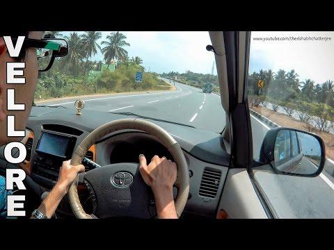 Bengaluru To Vellore - Sripuram Road Trip | Toyota Innova | #RCTravels