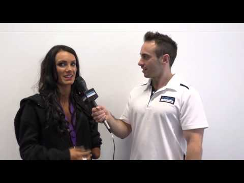 ANB 2014 Female Spectacular - Interview with Soulaie Sheehan after competing and placing 5th