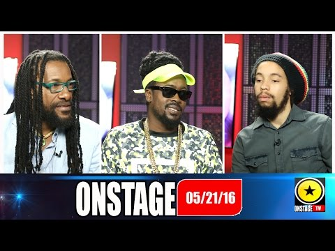 Onstage May 21, 2016 (Full Show) Beenie, Junior Kelly, Jo Mersa Marley