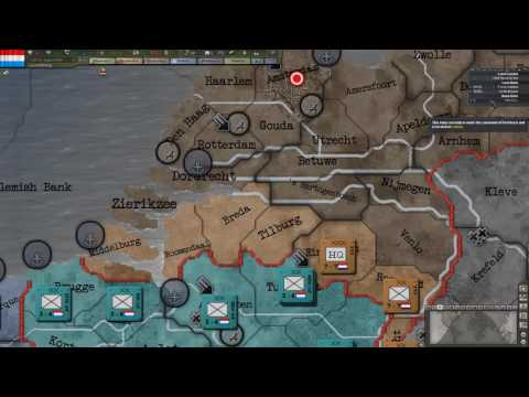 Hearts of Iron III TFH Luxembourg One Tag WC Ep05