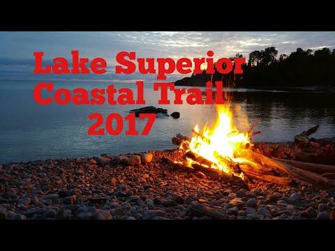 Lake Superior, Coastal Trail!