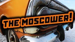 Moskvich 412 (Москвич) - Soviet Car Review