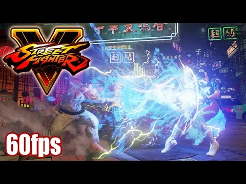 Street Fighter V - PS4 Gameplay 60fps [1080p] TRUE-HD QUALITY from YouTube · Duration:  1 minutes 26 seconds