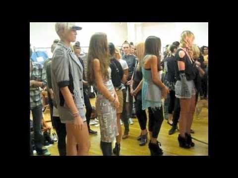 BOY MEETS GIRL Fashion   Backstage with JENN PROSKE!