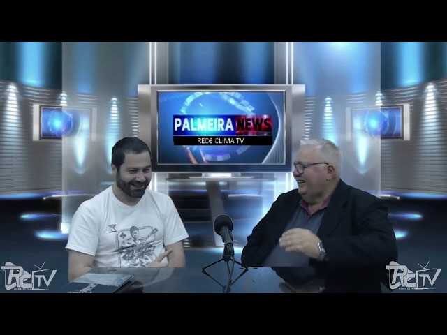 Personalidades 25 de novembro de 2019 com Padre Emílio Bortolini.