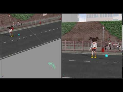 ゼロから始めるMAYAアニメーション 第6回:カメラワーク Q.T.B(クイックトラックバック)