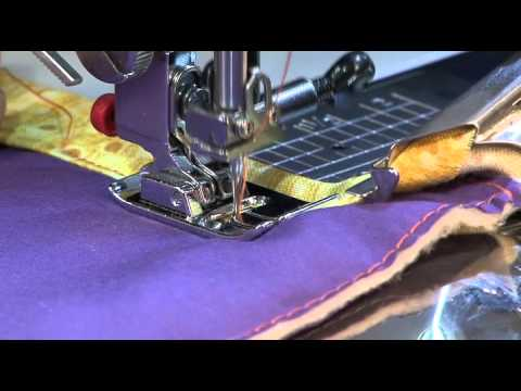 Sewing Video Bind The Edge Of A Quilt With The Quilt