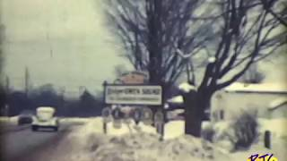 Winter Drive 1957