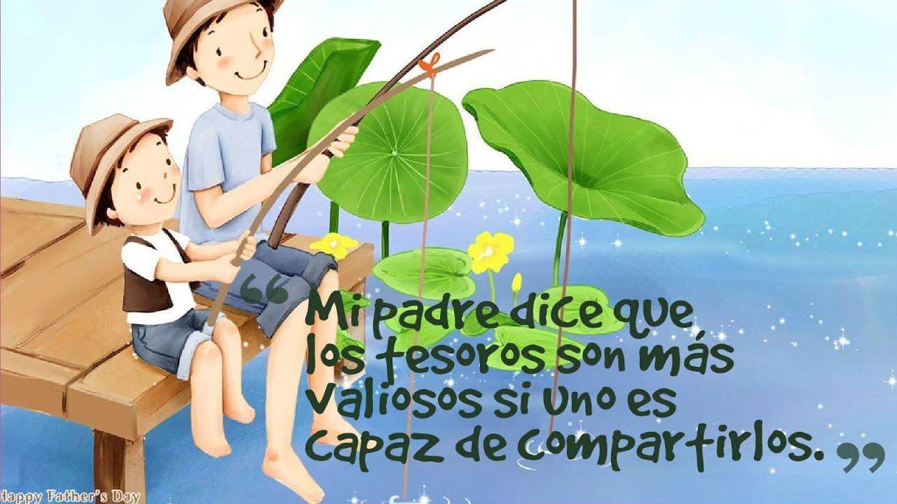 Poemas Para El Dia Del Padre Cortos Y Bonitos Feliz Dia Del