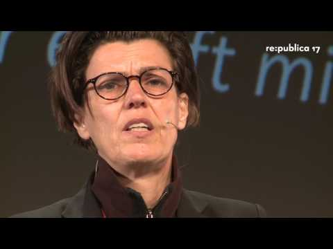 re:publica 2017 - Carolin Emcke: Reflexion: Love out Loud on YouTube