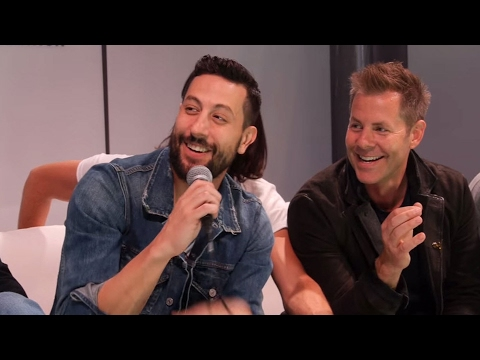 Old Dominion CMA Awards Radio Remote Interview | CMA Awards 2015 | CMA