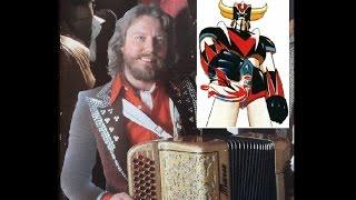 Goldorak (musique du générique) - par Jo Destré et son accordéon