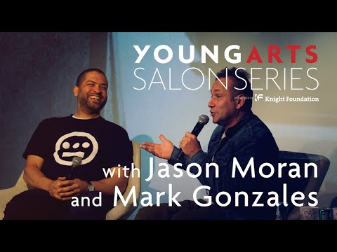YoungArts Salon with Jason Moran and Mark Gonzales