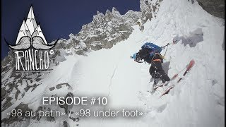 "Rancho EP#10 ""98 au patin"" / ""98 under foot"""