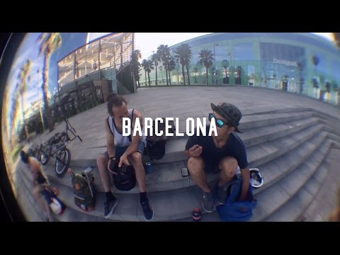 #zhbmx Barcelona Phone edit 2015
