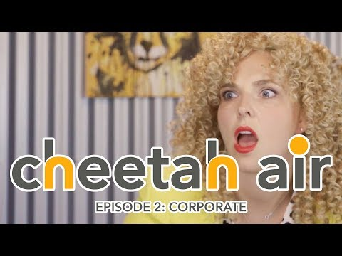 Cheetah Air 'Corporate'