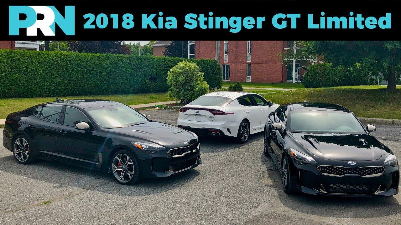 Just A Fast Kia 2018 Kia Stinger Gt Limited Testdrive Spotlight