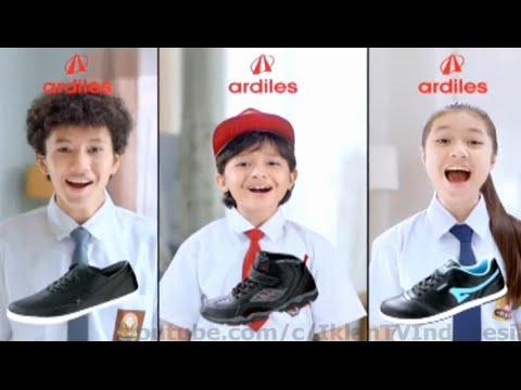 Iklan Sepatu Ardiles Saatnya Kembali Ke Sekolah 2015