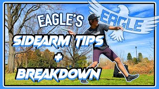 EAGLE MCMAHON'S SIDEARM CLINIC + FORM BREAKDOWN